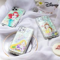 [Disney] Princess glitter case