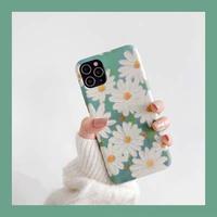 Daisy green iphone case