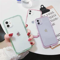Pastel 4colors side iphone case