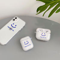 Happy everyday clear airpods case