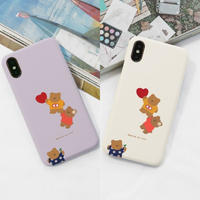 Depend on love bear hard case  277