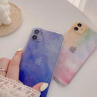 Color gradient iphone case