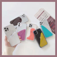 Color quicksand iphone case
