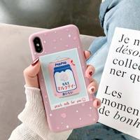 Momo milktea iphone case