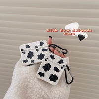 Milk cow bear airpods case
