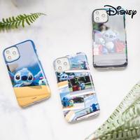 [Disney]  Stitch summer memories shining hard case