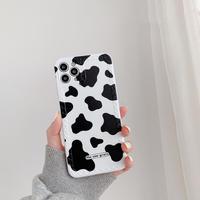 Milk cow white iphone case