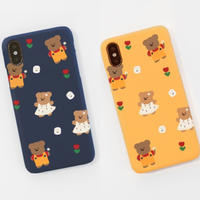 Wedding bear hard case  103