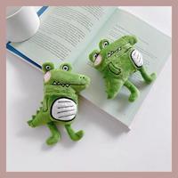 Crocodile doll airpods case