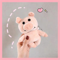 Pig doll airpods case
