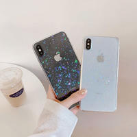 Candy glitter iphone case