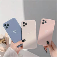 Petite heart 3colors iphone case