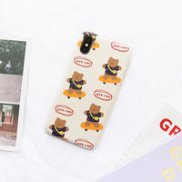 Love ride hard case(Cream) 239