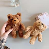 Big bear doll airpods case