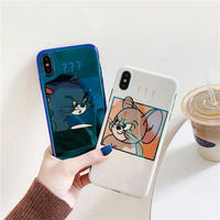 Mouse cat laser  iphone case