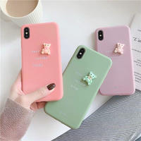 Bear 3colors iphone case