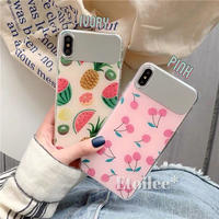 Fruits  mirror iphone case