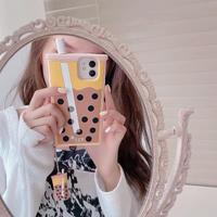 Tapioca drink iphone case