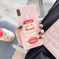 Sweet milk iphone case