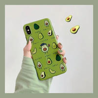 Green avocado  iphone case