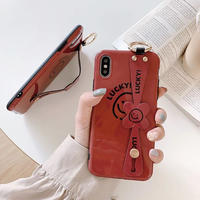 Lucky strap iphone case
