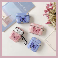 Daisy butterfly airpods case