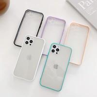Simple 5colors hard iphone case