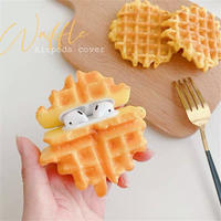 Waffle airpods case