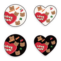 Love eat grip for phone 548