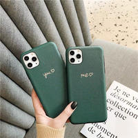 You me green iphone case