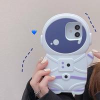 Big astronaut iphone case