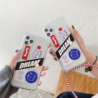 Dream strap iphone case