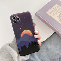 Falling star iphone case