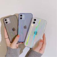 Laser film iphone case