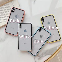 Candy color side iphone case