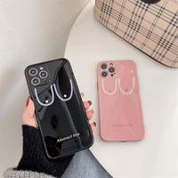 Boobs line iphone case