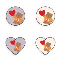 Depend on love bear grip 276