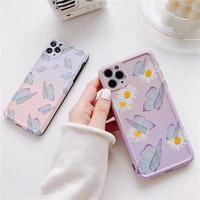 Pastel butterfly iphone case