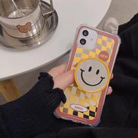 Hey smile grip iphone case