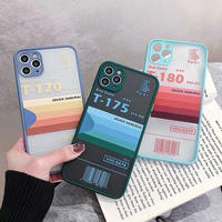 End game color side iphone case