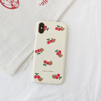 Cherry bear hard case 227
