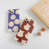 Cartoon candybar iphone case