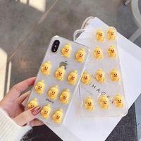 3D duck iphone case