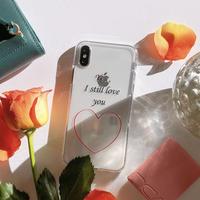 Still love you iphone case [F]