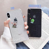 Animal swing iphone case