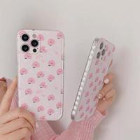 Happy peach  iphone case