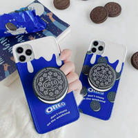 Cookie with grip iphone case