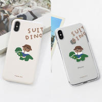 Suit dino hard/clear case 294