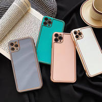 Gold line 4colors iphone case