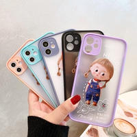 Little girl color side iphone case
